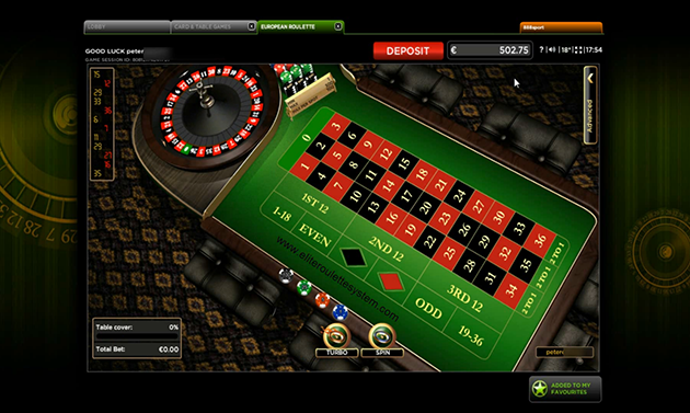 roulette winning system forum